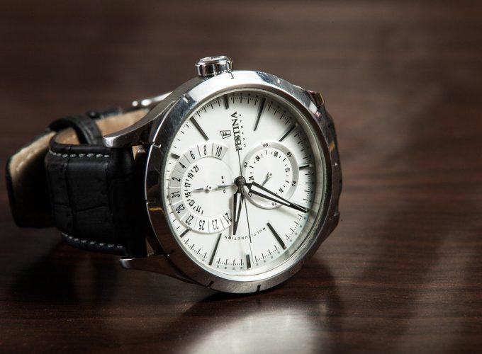 sportowy zegarek