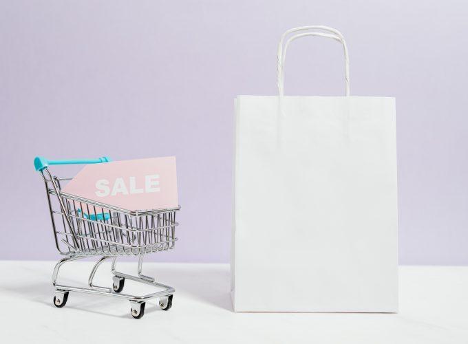 kosz na zakupy
